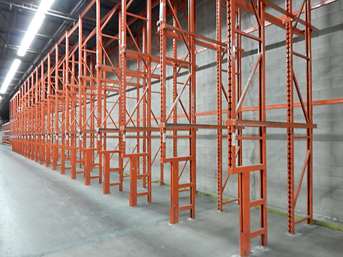 drive-in-pallet-rack-system