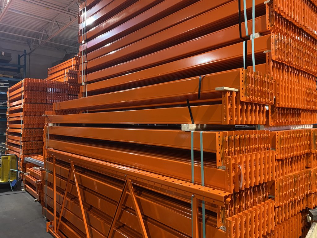 Pallet Rack Beams - Redirack