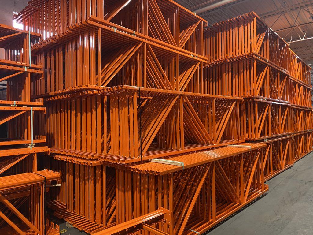 Pallet Rack Frames - RediRack