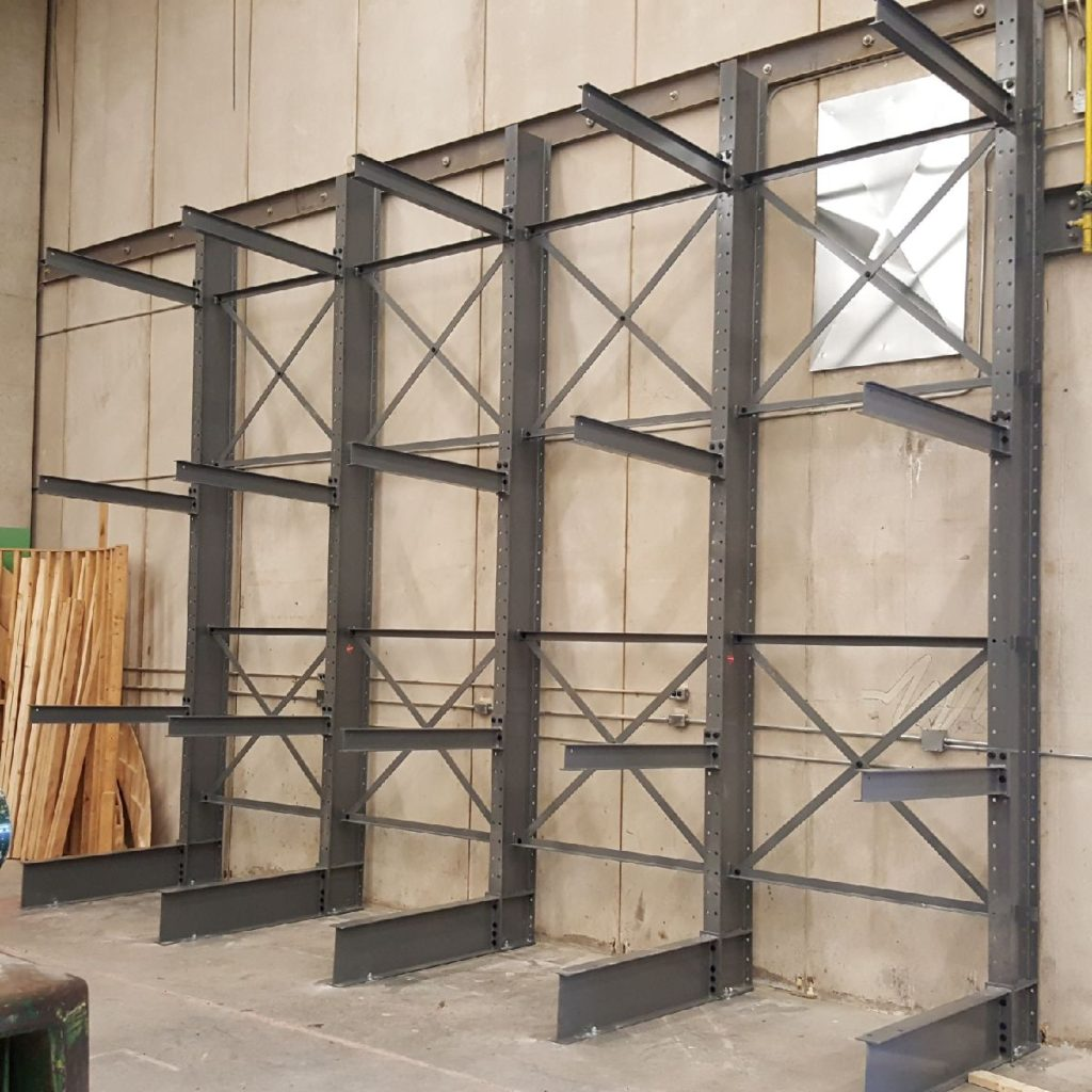 Cantilever Racking In Stock
