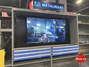 Metalware Industrial Shelving
