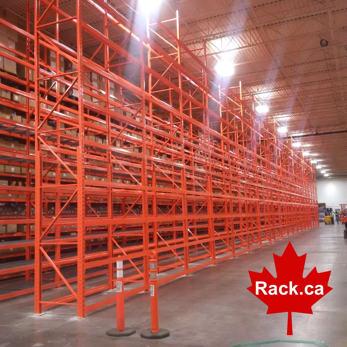 Pallet Rack Safety Tips