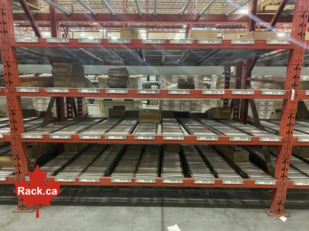 Adding Carton Flow to Racking Systems